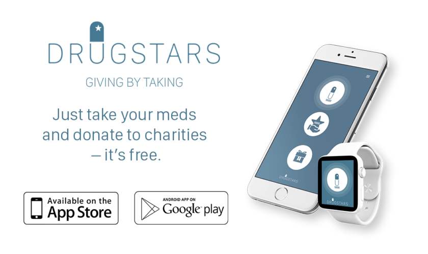 DrugStars App: The Best App to Remind You When to Take Your Medicine