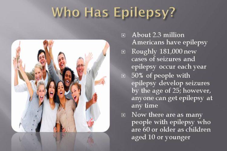 who has epilepsy