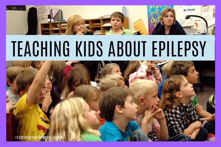 Epilepsy – How to Teach Children About Epilepsy