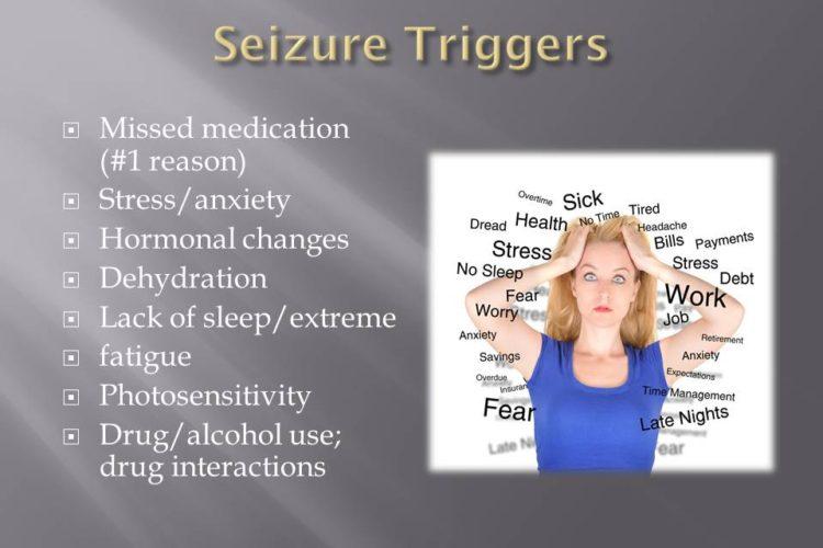 seizure triggers
